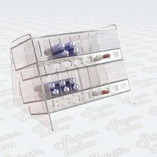 Подставка для выкладки губных помад