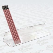 Пластиковая подставка под карандаши