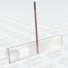 Акриловая подставка под карандаши