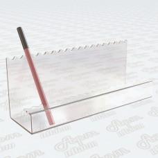 Подставки из акрила под карандаши