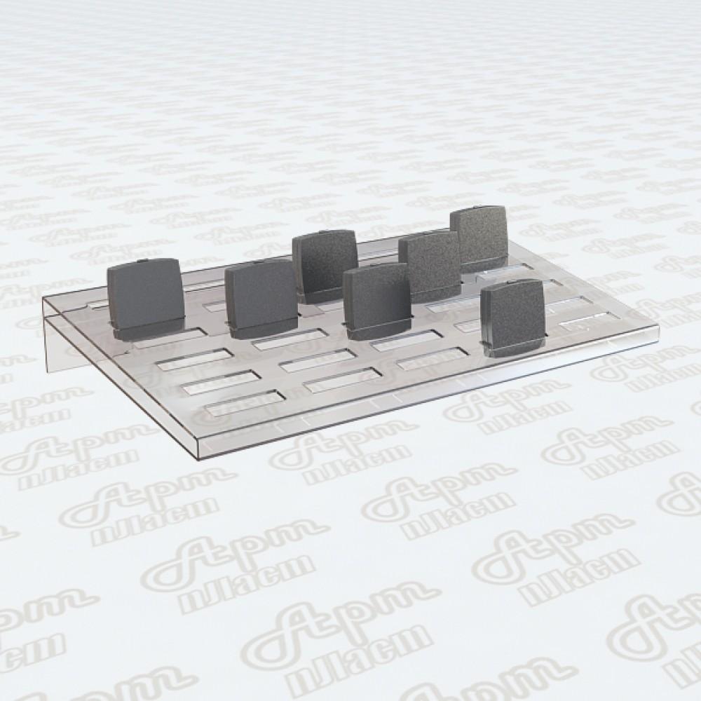 Пластиковые подставки под тени