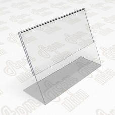 Рекламные подставки. Формат А4-300x210мм