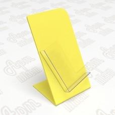 Подставка под буклеты. Формат 1/3 А4-105x210мм.