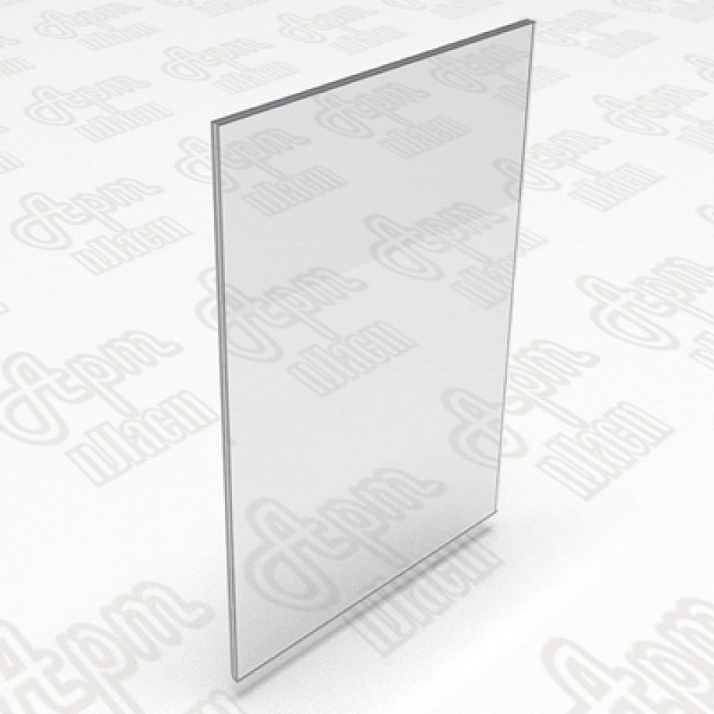 Карман плоский. Формат 1/3 А4-105x210мм.
