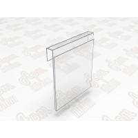 Ценникодержатель навесной для корзины 90x50мм или 50x90мм