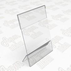 Ценникодержатель настольный 105x150мм