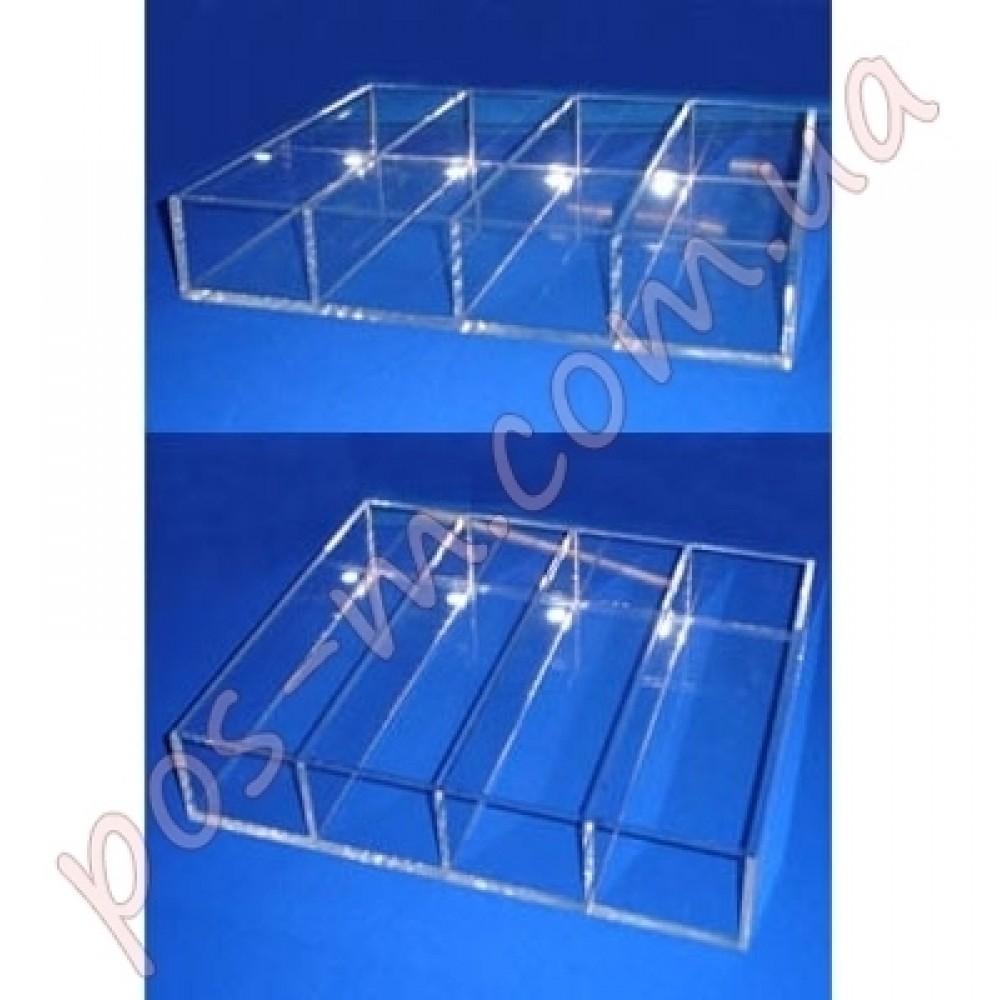 Пластиковые коробочки