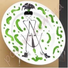 Настенная подставка для тарелок