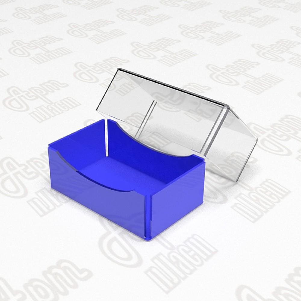 Коробка для визиток.